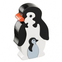 Penguin & Baby Puzzle