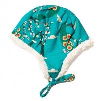 LGR Midnight Peacocks Sherpa Hat