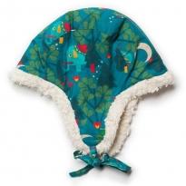 LGR Midnight Jungle Sherpa Hat
