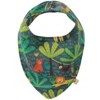 Frugi Jungle Safari Dribble Bib