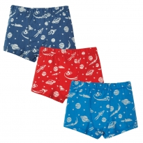 Frugi Space Treen Trunks x3