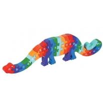 Lanka Kade Dinosaur A-Z Jigsaw