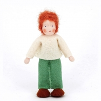 Ambrosius Boy With Red Hair