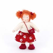Ambrosius Girl With Red Hair