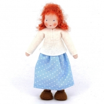 Ambrosius Mother With Red Hair