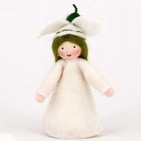 Ambrosius Snowdrop Crown Fairy White Skin 7-8cm