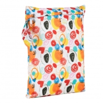 Baba + Boo Small Nappy Bag - Doodles