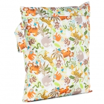Baba + Boo Small Nappy Bag - Jungle