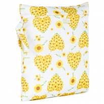 Baba + Boo Small Nappy Bag - Sunflowers