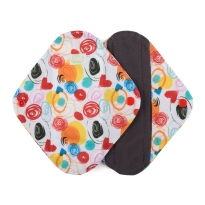Baba + Boo Menstrual Pads 2 Pack - Large