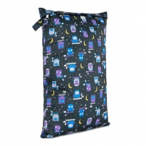Baba + Boo Large Nappy Bag - Night Owl