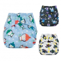 Baba + Boo One-Size Nappy