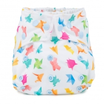 Baba + Boo One-Size Nappy - Origami