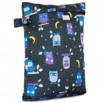 Baba + Boo Small Nappy Bag - Night Owls