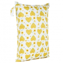 Baba + Boo Large Nappy Bag - Sunflowers
