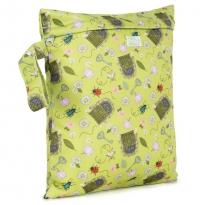 Baba + Boo Small Nappy Bag - Secret Garden