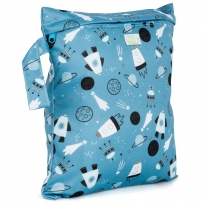 Baba + Boo Small Nappy Bag - Shoot For The Moon