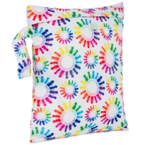 Baba + Boo Small Nappy Bag - Tribes