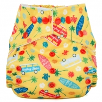 Baba + Boo One-Size Nappy - Surf's Up