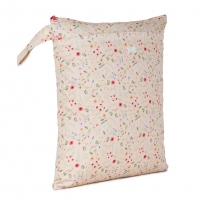 Baba + Boo Double Zip Bag - Wildflowers