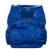 Baba + Boo Newborn Nappy - Constellations