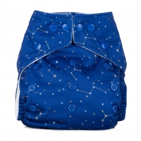 Baba + Boo One-Size Nappy - Constellations