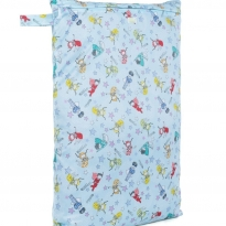 Baba + Boo Superkids Reusable Nappy Bag