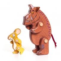 Bajo Gruffalo & Mouse Figures