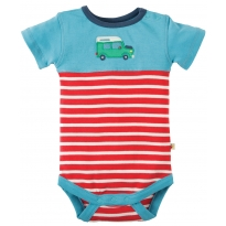Frugi Taxi Percy Panelled Body