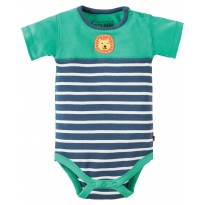Frugi Lion Percy Panelled Body