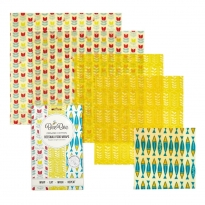 BeeBee Family Collection Beeswax Wraps