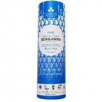 Ben & Anna Deodorant Paper Stick Pure  - 60g