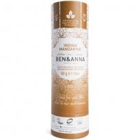 Ben & Anna Deodorant Paper Stick Indian Mandarine  - 60g