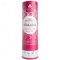 Ben & Anna Deodorant Paper Stick Pink Grapefruit  - 60g