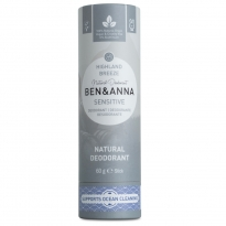 Ben & Anna Sensitive Deodorant Highland Breeze - 60g