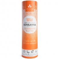 Ben & Anna Deodorant Paper Stick Vanilla Orchid  - 60g