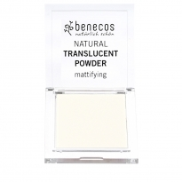 Benecos Translucent Powder - Mission Invisible - 6.5g