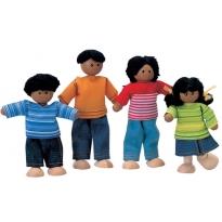 Plan Toys Dolls House Ethnic Family