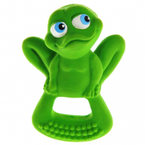 Lanco Bo the Frog Natural Teether