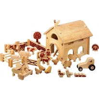 Lanka Kade Deluxe Farm & Barn Set