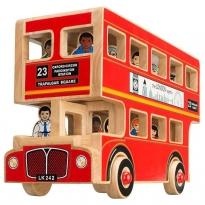 Lanka Kade London Bus & 16 People