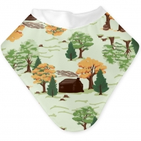 bumGenius Bandana Bibs - Big Woods