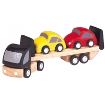Plan Toys Car Transporter PlanWorld