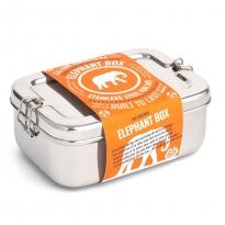 Classic Elephant Box Lunchbox 2 Ltr