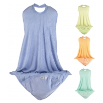 Close Apron Hooded Towel