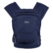 Close Caboo +Cotton Blend Carrier - Eclipse