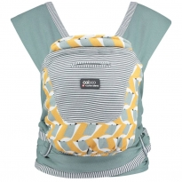 Close Caboo +Cotton Blend Baby Carrier - Ava