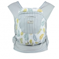 Close Caboo +Cotton Blend Baby Carrier - Fearne