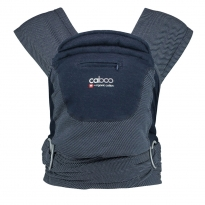 Close Caboo +Organic Carrier - Midnight Stripe