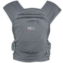 Close Caboo +Organic Carrier - Pewter